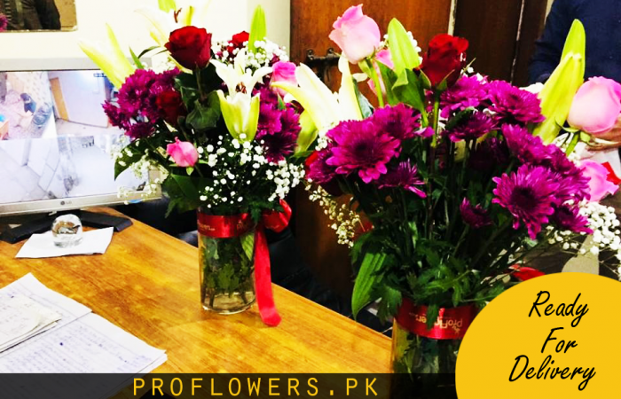 SendFlowers.pk arrangements