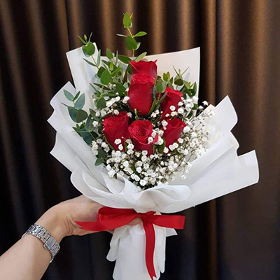 Be My Love Bouquet - SendFlowers.pk
