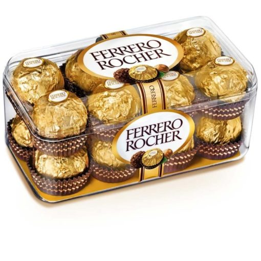 Ferrero Rochers Box (16 pcs) - SendFlowers.pk