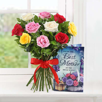 My Mother My Love - Send mothers day flowers to Pakistan