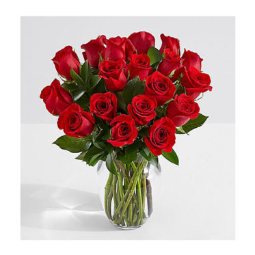 18 Long Stemmed Red Roses SendFlowers To Pakistan