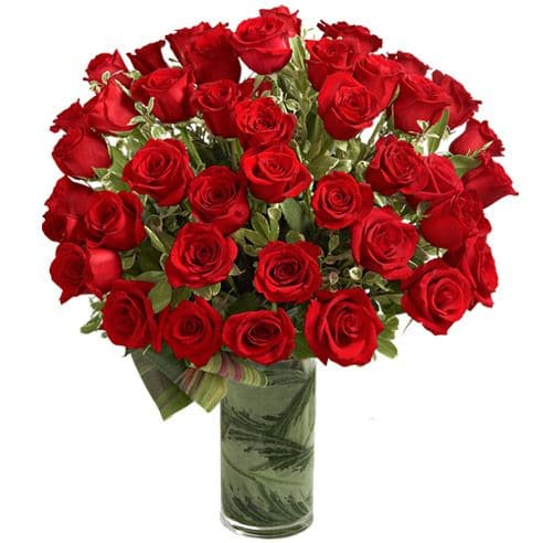 50 Roses of Love SendFlowers To Pakistan