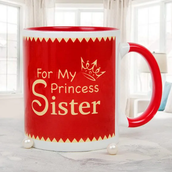 A Little Pamper - Send Printed Mugs to Lahore