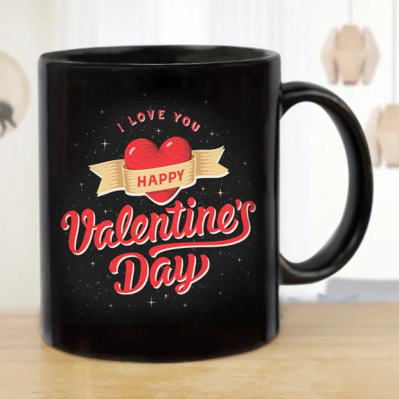 All Of Me Loves All Of You - Send Valentine's Mugs Lahore