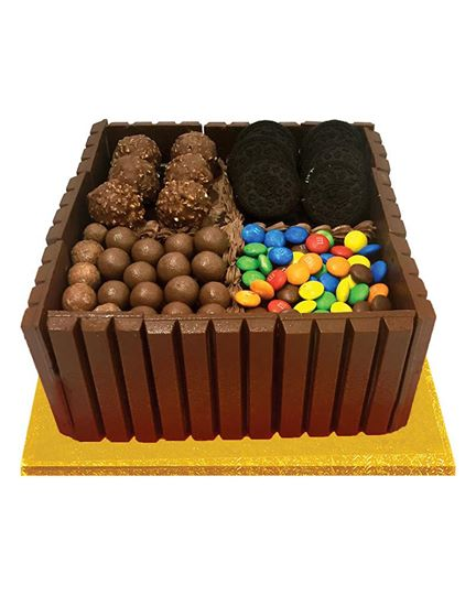 Chocolate Cake- 4 LBS - Online Delivery in Karachi