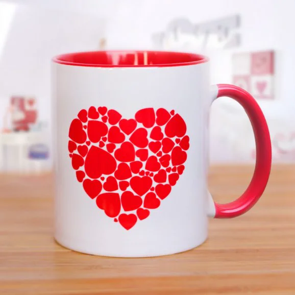Be Mine Mug - Send Valentine's Mugs Lahore