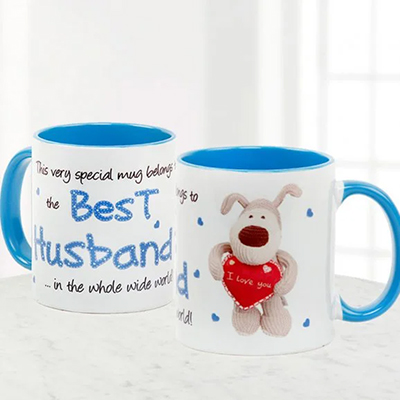 Best Husband Mug - SendFlowers.pk