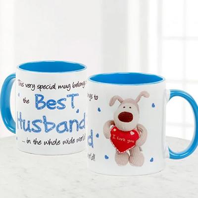 Best Husband Mug - SendFlowers.pk
