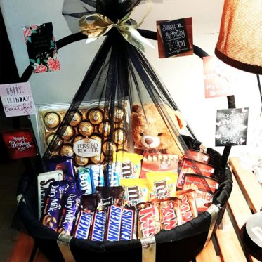 My Best Wishes Basket (18 Inches)