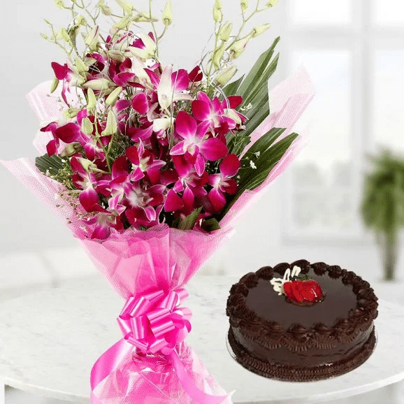Choco Odyssey - Send Birthday Flowers to Lahore