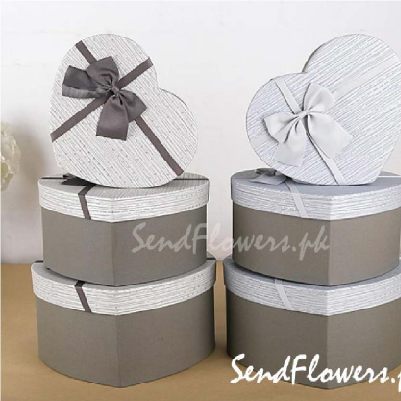 Cupid's Love Box - SendFlowers.pk