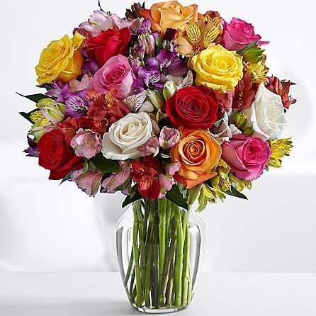 Exclusive Birthday Rays Sendflowers To Pakistan