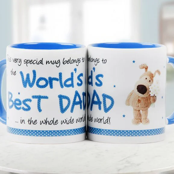 Greatest Dad Mug - Send Printed Mug For Father's Day