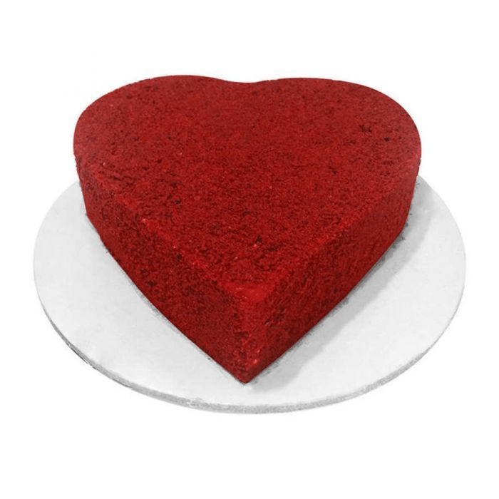 Heart Shaped Cake Online Cake Delivery Sendflowers Pk