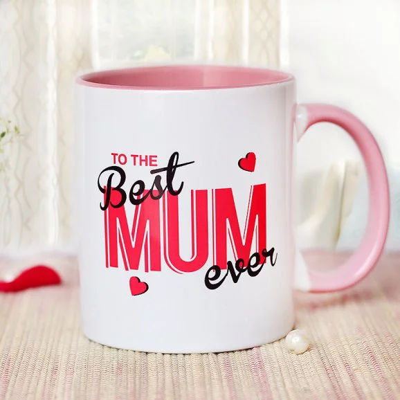 I'm Awesome, Mom - Send Printed Mothers day Mugs