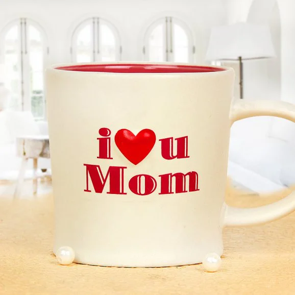 Love For Mom - Send Printed Mothers day Mugs