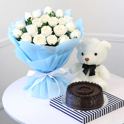 Love Treat for you Combo - SendFlowers.pk