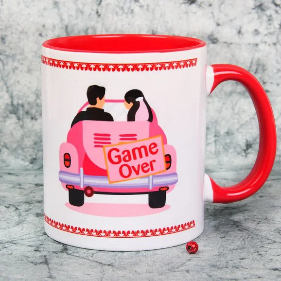 Marriage Ke Side Effects Mug - Send Anniversay Mugs Lahore