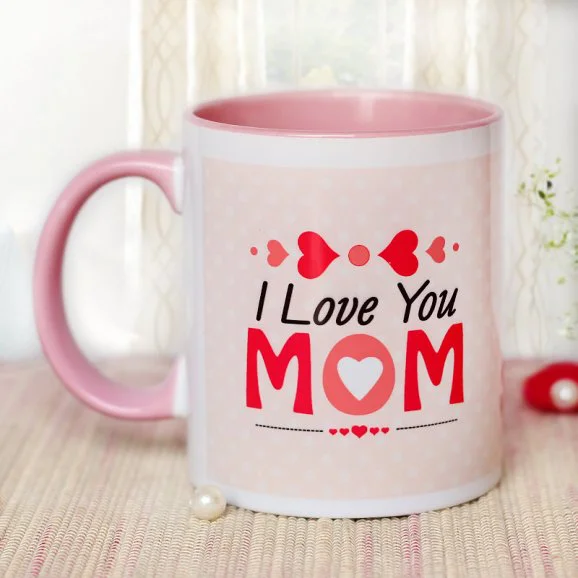 Mom Is Blessing - Send Printed Mothers day Mugs