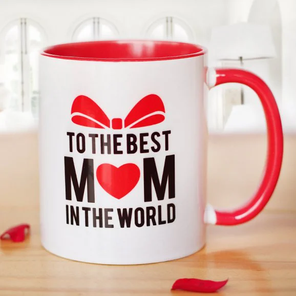 My Amazing Mom Mug