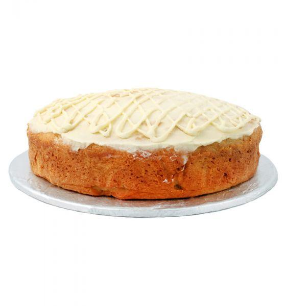 SUGAR FREE LEMON CREAM CHEESE CAKE - Online Delivery in Karachi