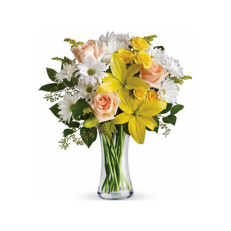 Vibrant Beauty Bouquet SendFlowers To Pakistan