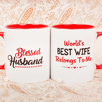 World Best Wife - SendFlowers.pk