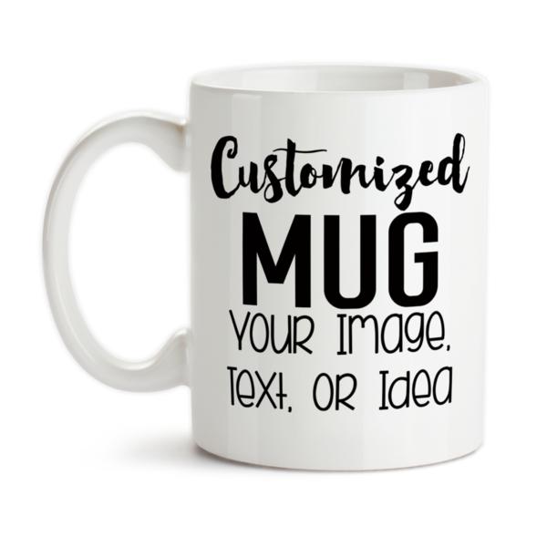 customize mug printing - online mug printing Lahore