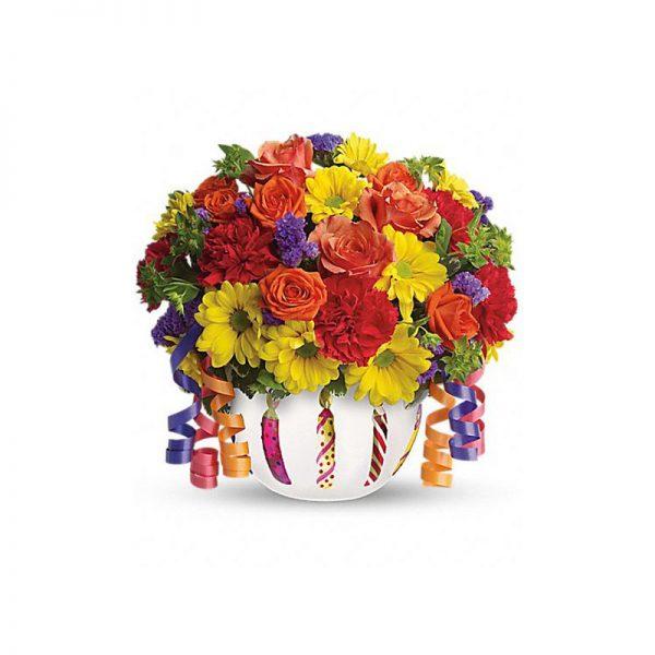 European Floral Garden SendFlowers To Pakistan