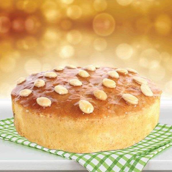Almond Syrup Cake - SendFlowers.pk