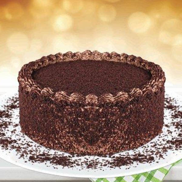 Chocolate Bliss Cake 2LBS - sendflowers.pk