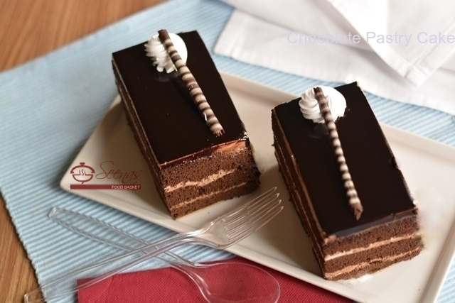 Chocolate Pastries 12 Pcs - SendFlowers.pk