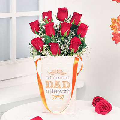 Perfect Love Bouquet For Dad - SendFlowers.pk