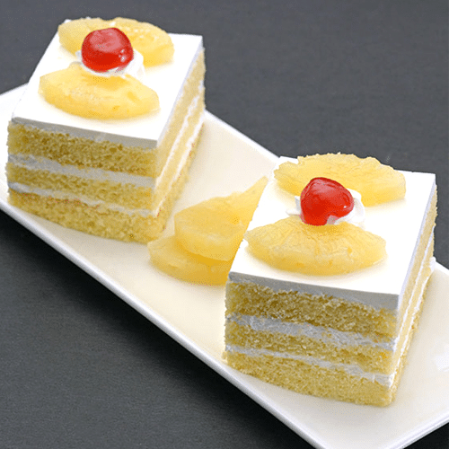 Pineapple Pastries 12 Pcs -