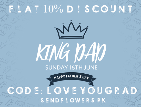 father's day discounted flowers delivery