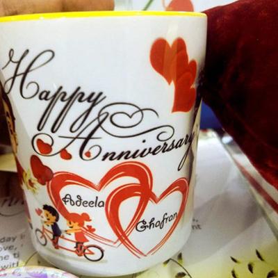 Anniversary Mug - SendFlowers.pk