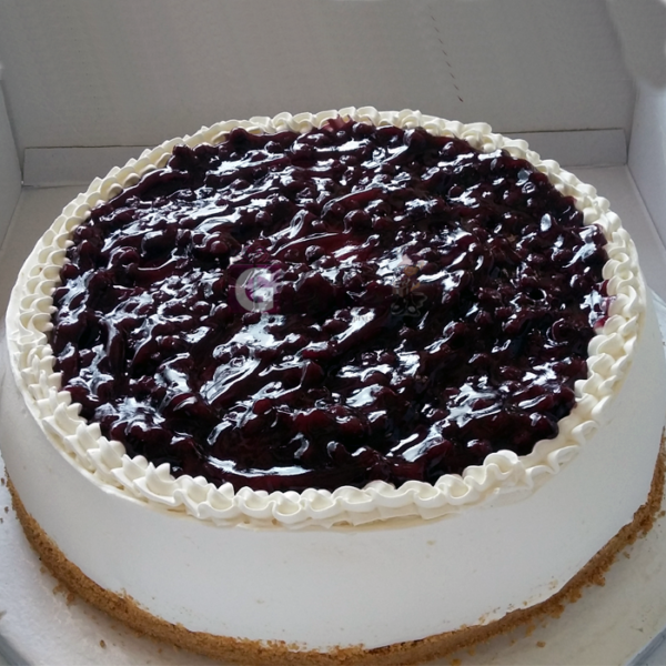 Blueberry Cheese Cake 2LBS - SendFlowers.pk