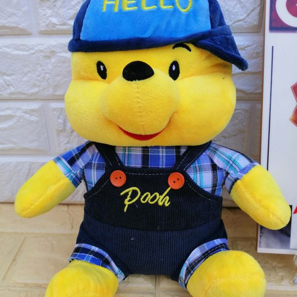 Yellow Teddy Bear - SendFlowers.PK