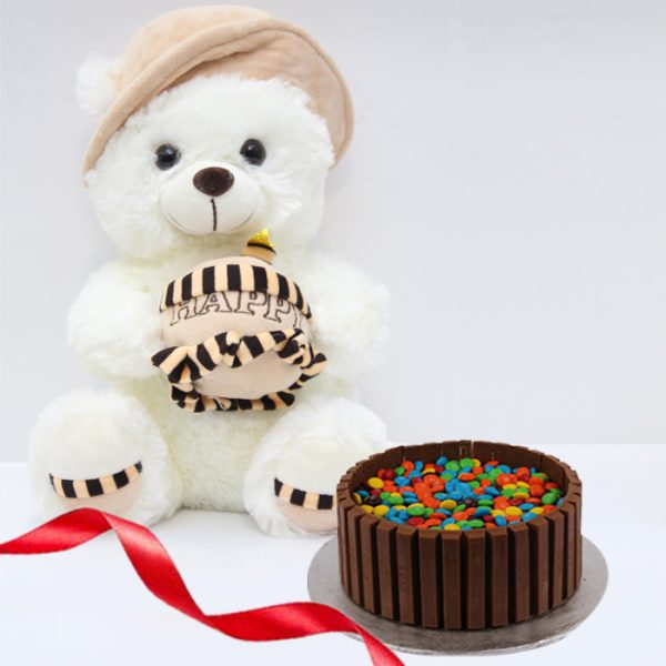 Cute and Chocolatey Wishes - SendFlowers.PK