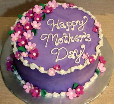 Mother's Day Cake - SendFlowers.pk