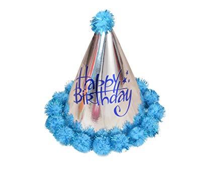 Happy Birthday Caps - SendFlowers.pk