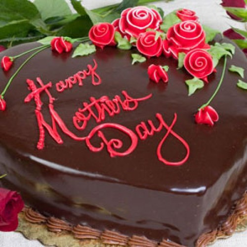 Heart for Mom - SendFlowers.pk