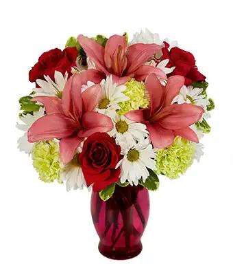 Shiny Blossom - SendFlowers.pk