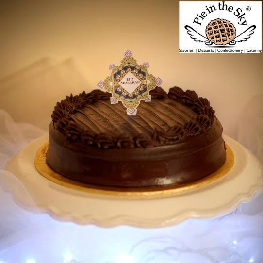 Chocolate Fudge Cake 2LBS - SendFlowers.pk