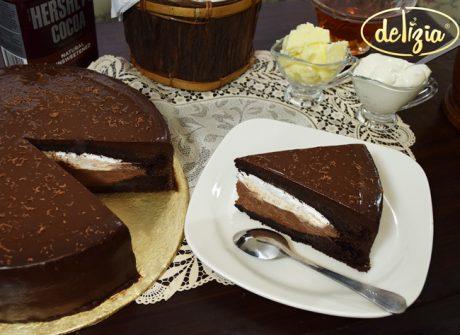 Decadence Cake 2.5LBS - SendFlowers.pk