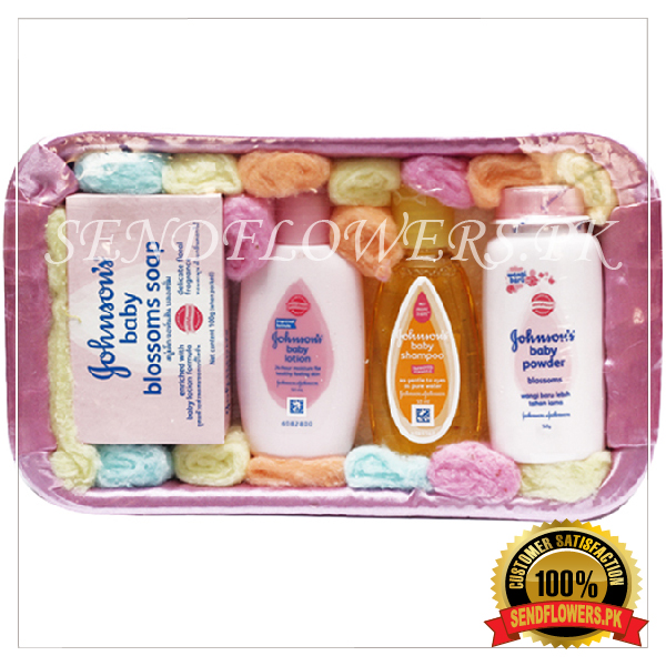 Johnson's Baby Special Gift Set - SendFlowers.pk