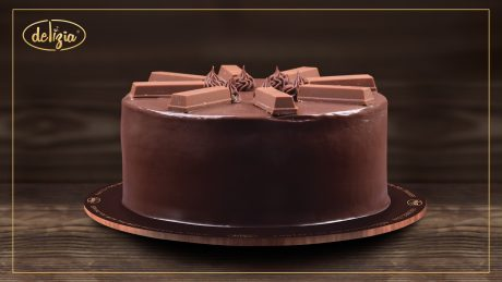 Kit-Kat Cake 2.5LBS - SendFlowers.pk