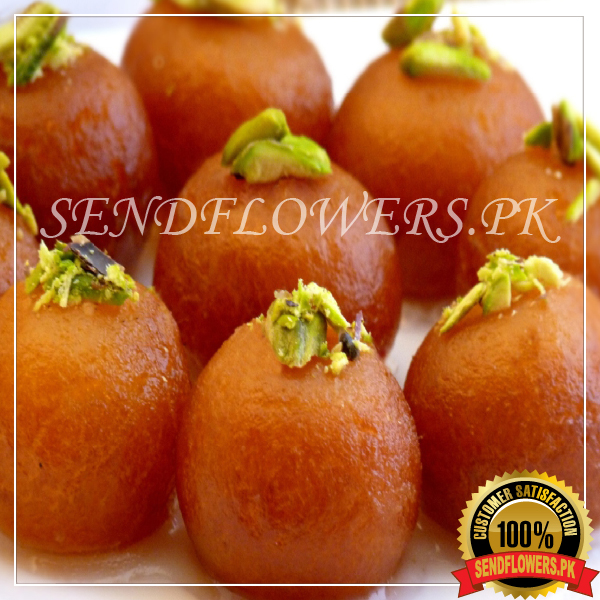Luxury Gulab Jamun - SendFlowers.pk