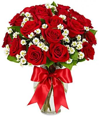 Glamour Roses - SendFlowers.pk