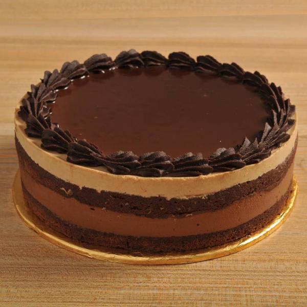 Mocha Java Cake 2LBS - SendFlowers.pk